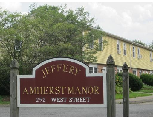 Condominium for Sale at 252 West Street Amherst, Massachusetts 01002 United States