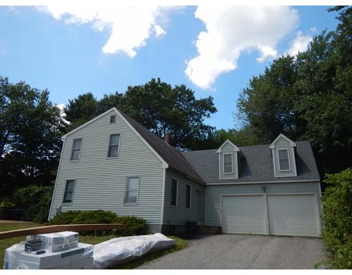 Частный односемейный дом для того Продажа на 19 Fernwood Drive 19 Fernwood Drive Rutland, Массачусетс 01543 Соединенные Штаты