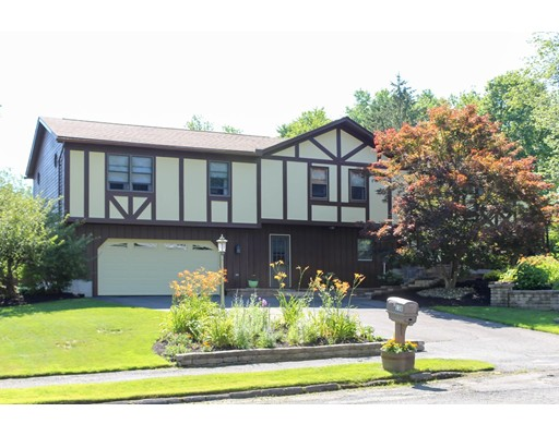 Single Family Home for Sale at 138 Forest Hill Road Agawam, Massachusetts 01030 United States