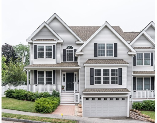Single Family Home for Sale at 6 Castle Place Needham, Massachusetts 02494 United States