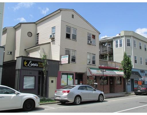 多户住宅 为 销售 在 138 Millbury Street 伍斯特, 马萨诸塞州 01610 美国
