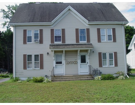 Single Family Home for Rent at 286 Main Street Kingston, Massachusetts 02364 United States
