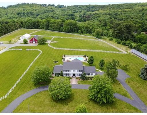 واحد منزل الأسرة للـ Sale في 949 Glendale Road Wilbraham, Massachusetts 01095 United States