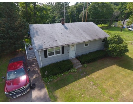 Single Family Home for Sale at 360 High Street Whitman, Massachusetts 02382 United States