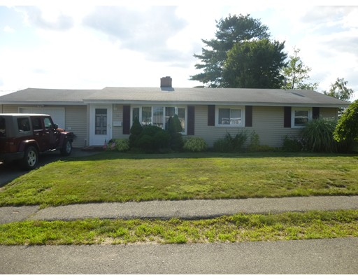 Single Family Home for Sale at 32 Louise Road Holbrook, Massachusetts 02343 United States