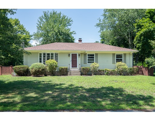 Single Family Home for Rent at 4 Anderson Drive Barrington, Rhode Island 02806 United States