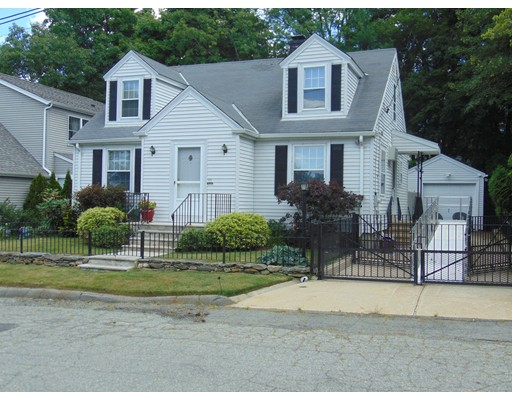 Single Family Home for Sale at 25 O'Hearn Fall River, Massachusetts 02720 United States