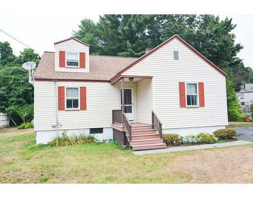 Single Family Home for Rent at 11 Fitchburg Road Ayer, Massachusetts 01432 United States