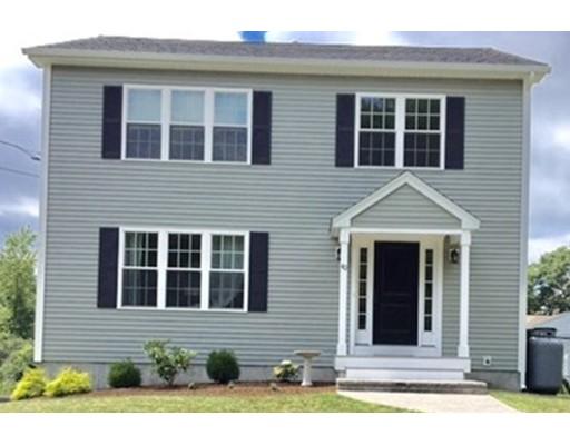 独户住宅 为 销售 在 40 COMO 40 COMO Attleboro, 马萨诸塞州 02703 美国
