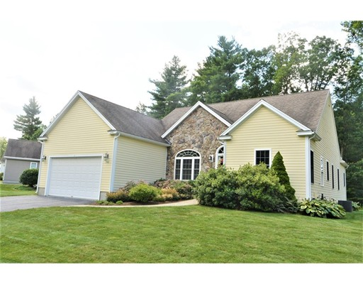 Single Family Home for Sale at 240 Mary Catherine Drive Lancaster, Massachusetts 01523 United States