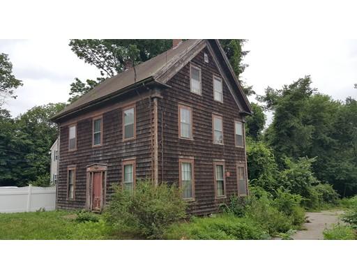 واحد منزل الأسرة للـ Sale في 191 Centre Avenue Abington, Massachusetts 02351 United States