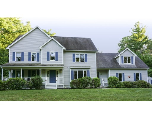 Single Family Home for Sale at 36 Pine Pasture Run Boxborough, Massachusetts 01719 United States