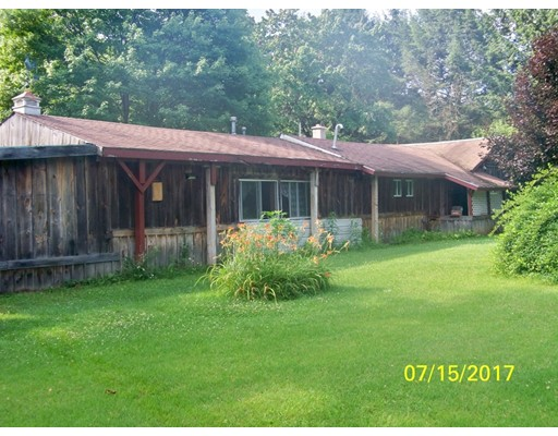 Single Family Home for Sale at 121 Ashfield Road Buckland, Massachusetts 01338 United States