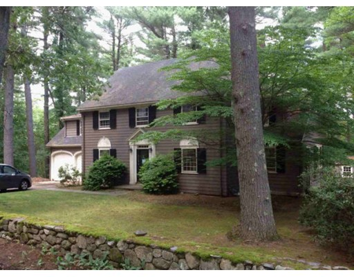 Single Family Home for Sale at 37 Partridge Hill Road Weston, Massachusetts 02493 United States