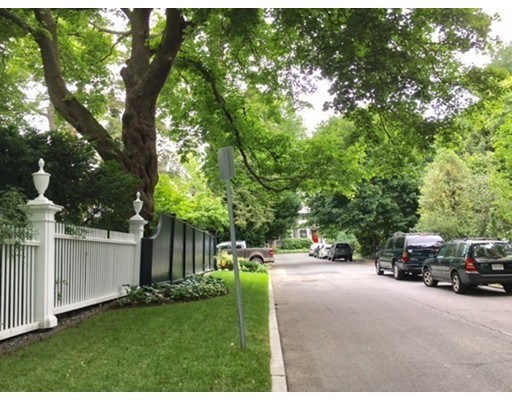 Single Family Home for Rent at 8 Channing Place Cambridge, Massachusetts 02138 United States