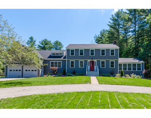 Single Family Home for Sale at 10 Sayward Road Boxford, Massachusetts 01921 United States