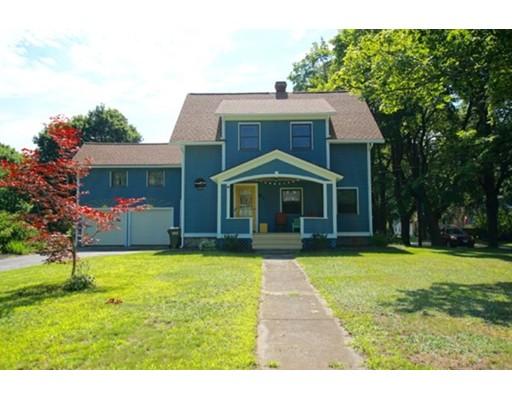 Single Family Home for Sale at 61 Bryn Mawr Avenue Auburn, Massachusetts 01501 United States