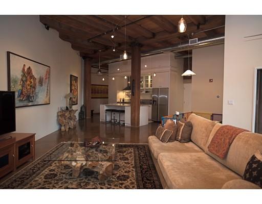 Condominium for Sale at 35 Channel Center Street Boston, Massachusetts 02210 United States