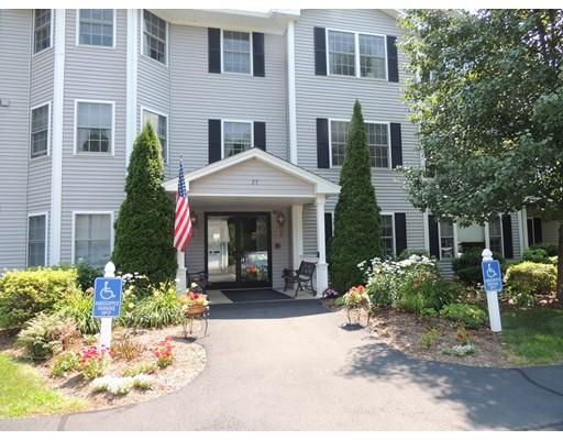 Condominium for Sale at 23 Greenleaves Amherst, Massachusetts 01002 United States