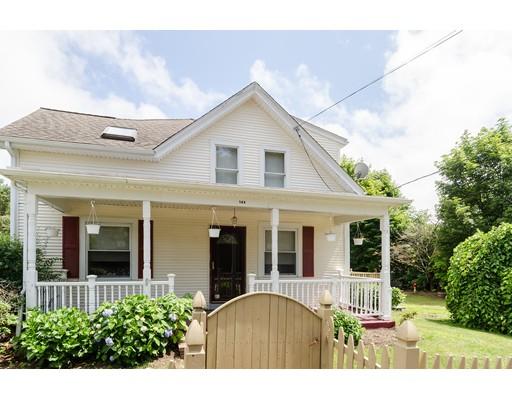 Casa Unifamiliar por un Alquiler en 142 West Attleboro, Massachusetts 02703 Estados Unidos