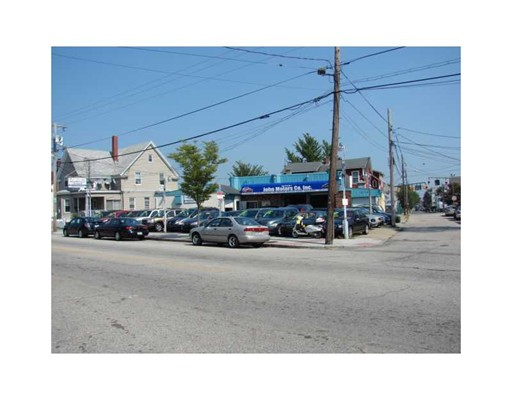 Commercial للـ Sale في 707 Broadway Pawtucket, Rhode Island 02860 United States