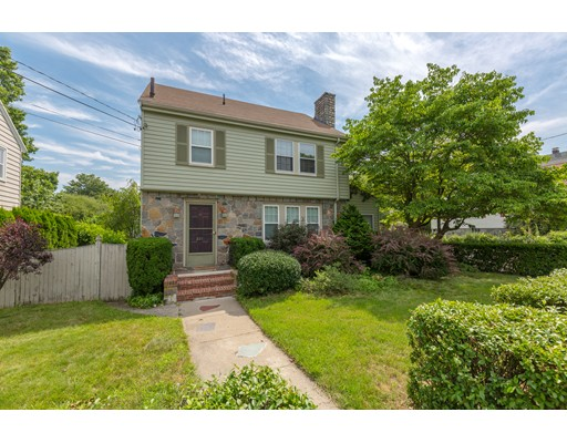 Single Family Home for Sale at 221 Church Street Boston, Massachusetts 02132 United States