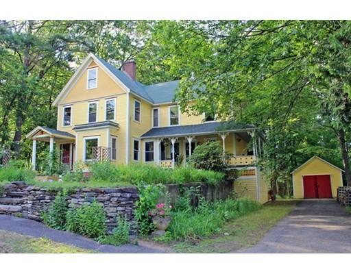 独户住宅 为 销售 在 118 Congress Street Orange, 马萨诸塞州 01364 美国