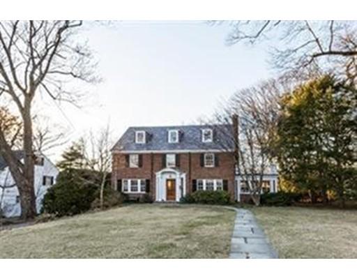 独户住宅 为 出租 在 39 Claremont Street 牛顿, 02458 美国