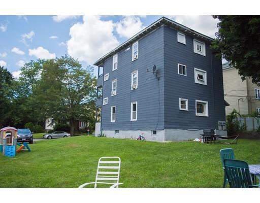 多户住宅 为 销售 在 1 Hilton Avenue 伍斯特, 01604 美国