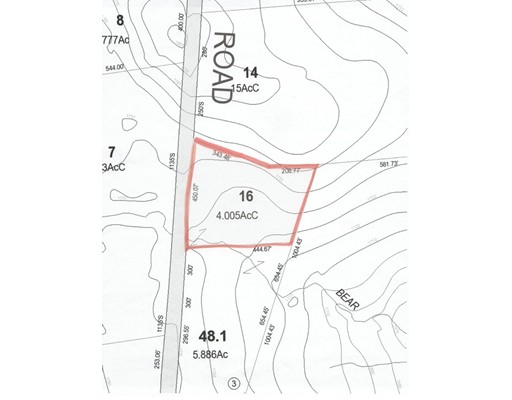 Lot 0 Chipman, Middlefield, MA 01243