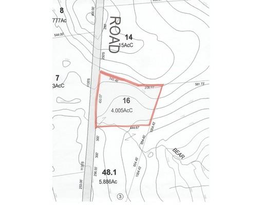 Земля для того Продажа на Address Not Available Middlefield, Массачусетс 01243 Соединенные Штаты