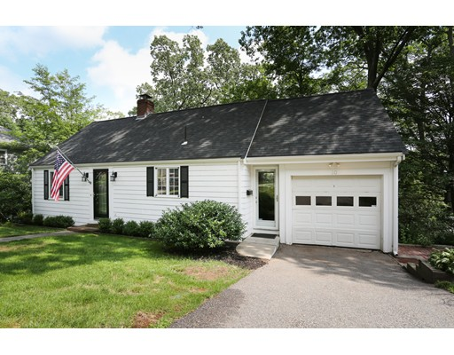 Single Family Home for Sale at 30 Morningside Road Needham, Massachusetts 02492 United States