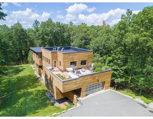 Casa Unifamiliar por un Venta en 11 Reiling Pond Road Lincoln, Massachusetts 01773 Estados Unidos
