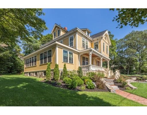 Maison unifamiliale pour l Vente à 76 Vinton Street Melrose, Massachusetts 02176 États-Unis