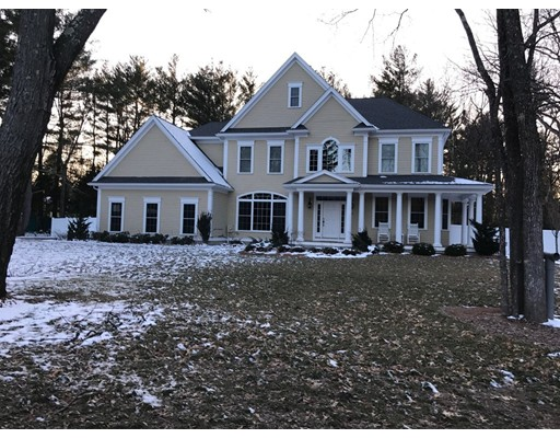 Single Family Home for Sale at 255 main Boxford, Massachusetts 01921 United States