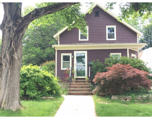 Single Family Home for Sale at 8 Virginia Avenue Beverly, Massachusetts 01915 United States