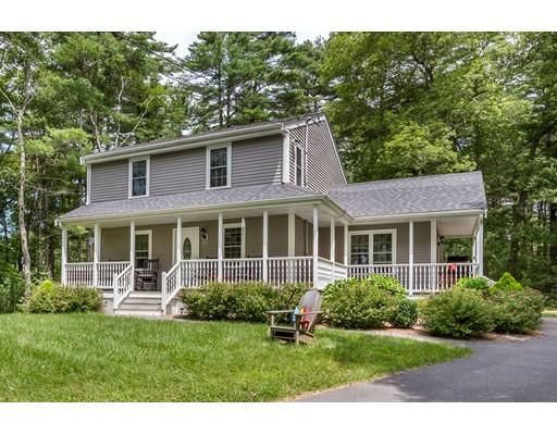 Single Family Home for Sale at 36 Pond Street Carver, Massachusetts 02330 United States
