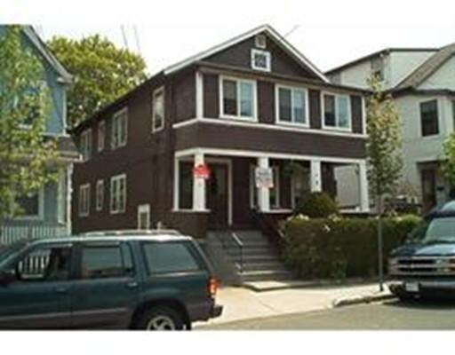 Single Family Home for Rent at 17 Cherry Street Medford, Massachusetts 02155 United States