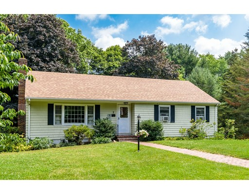 7 Wyman Rd, Lexington, MA 02420
