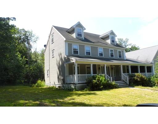 Частный односемейный дом для того Продажа на 25 Blanchard Street Harvard, Массачусетс 01451 Соединенные Штаты