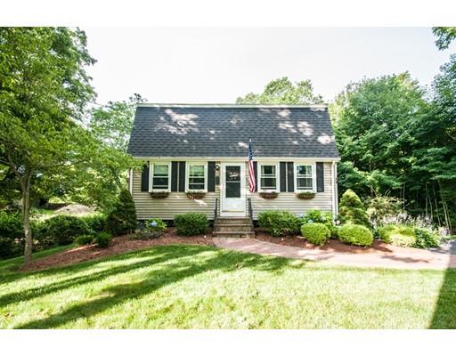 Single Family Home for Sale at 450 Summer Street Bridgewater, Massachusetts 02324 United States