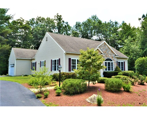 Single Family Home for Sale at 73 Mary Catherine Drive Lancaster, 01523 United States