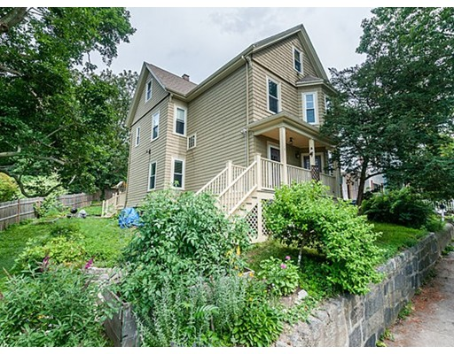 Condominium for Sale at 4 Varney Street Boston, Massachusetts 02130 United States