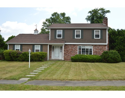 Single Family Home for Sale at 86 Forest Hill Road Agawam, Massachusetts 01030 United States
