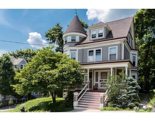 Condominium for Sale at 19 Wellington Street Arlington, Massachusetts 02476 United States