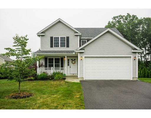 Single Family Home for Sale at 3 Willow Circle Easthampton, Massachusetts 01027 United States