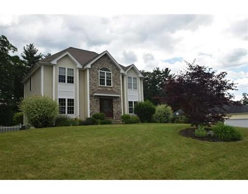 Maison unifamiliale pour l Vente à 12 Castle Ridge Road 12 Castle Ridge Road Salem, New Hampshire 03079 États-Unis