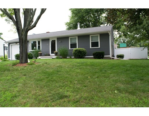 Single Family Home for Sale at 48 Firglade Drive Attleboro, Massachusetts 02703 United States