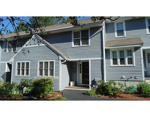 Condominio por un Venta en 46 Laurelwood Hopedale, Massachusetts 01747 Estados Unidos