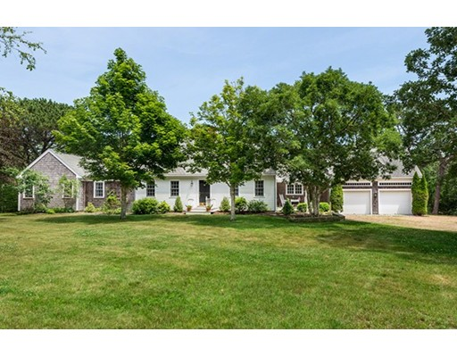 Single Family Home for Sale at 2 Bold Meadow Road Edgartown, Massachusetts 02539 United States